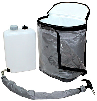Drink Pack Fun Drinks Backpack Gravy 5 Liter. The Drink-Pack-Fun article is a mobile drink dispenser made of modern materials and meets the technical requirements of European legislation.