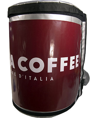 coffee d italia backpack display cover